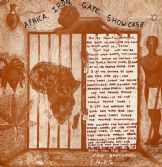 Various - Africa Iron Gate Showcase (Berris / Dub Store) JPN LP